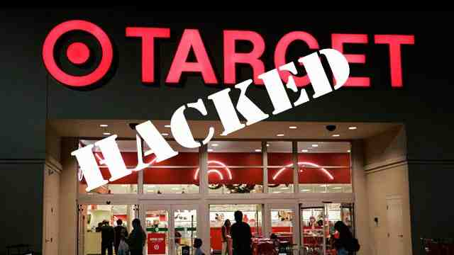 the massive data breach at target Steinhafel's resignation has been specifically attributed to the massive credit card data breach that's potentially impacting more than 100 million target customers.