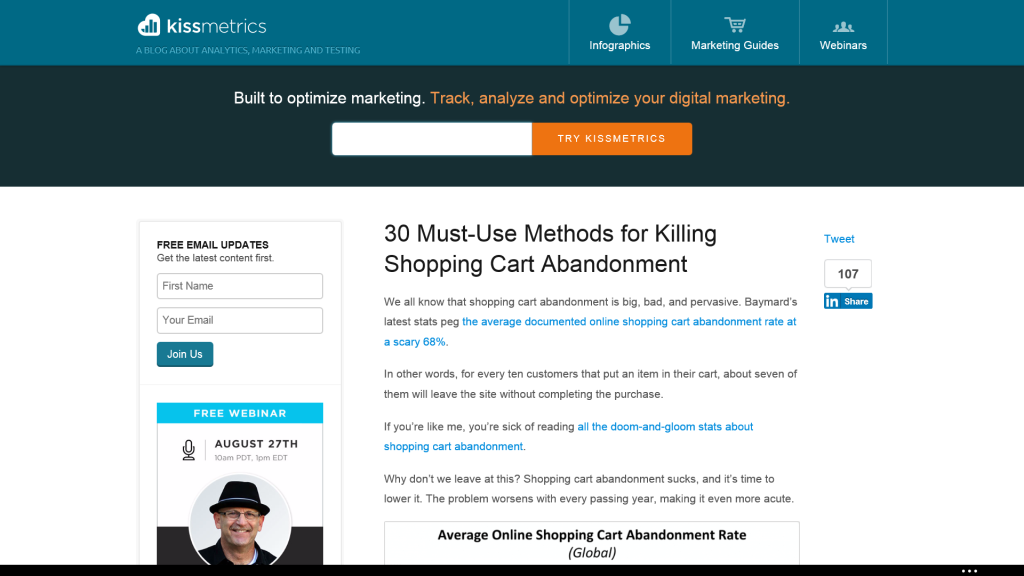 Top 5 Ecommerce Posts Around the Web: August 21