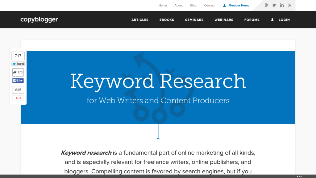 How to do Keyword Research: 6 Great Resources