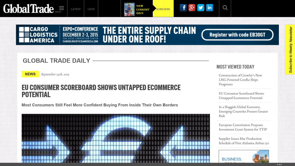 Ecommerce News, Tips and Trends: This Week's Posts (Sept. 25, 2011)