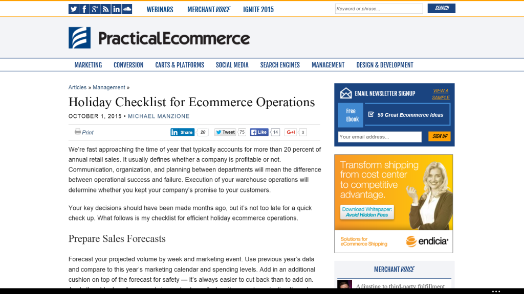 Ecommerce and Cyber Security News This Week: Oct. 2, 2015