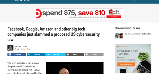 Ecommerce and Cyber Security News This Week: Oct. 15, 2015