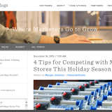 4 Resources for Expert Holiday Tips for Ecommerce: SEO, Mobile, Returns and More