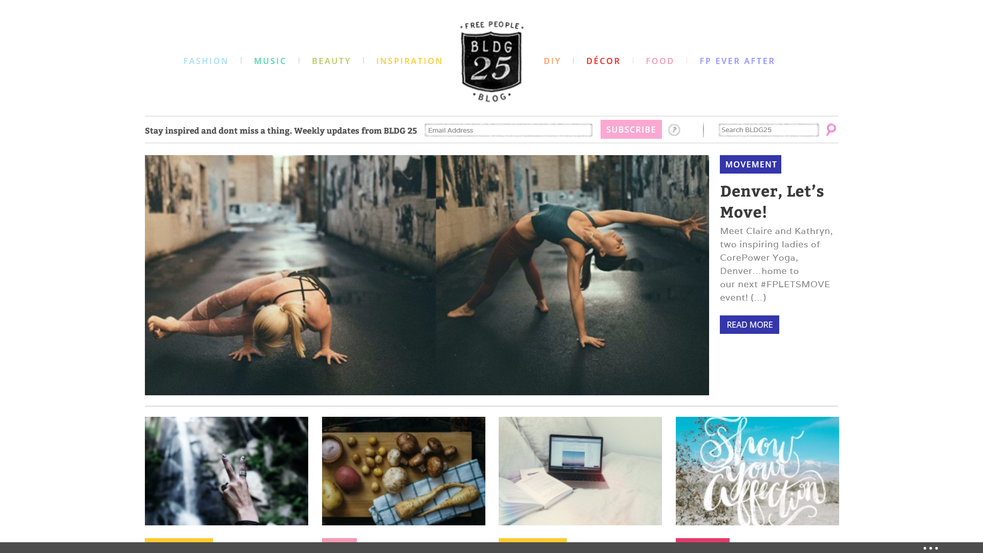 Best Blogs From Online Stores Inspiration For Your Ecommerce Blog