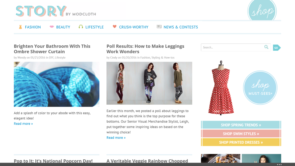 Best Blogs From Online Stores: Inspiration For Your Ecommerce Blog
