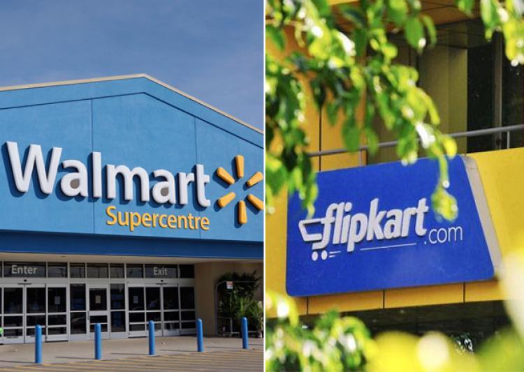 Walmart E-Commerce Flipcart