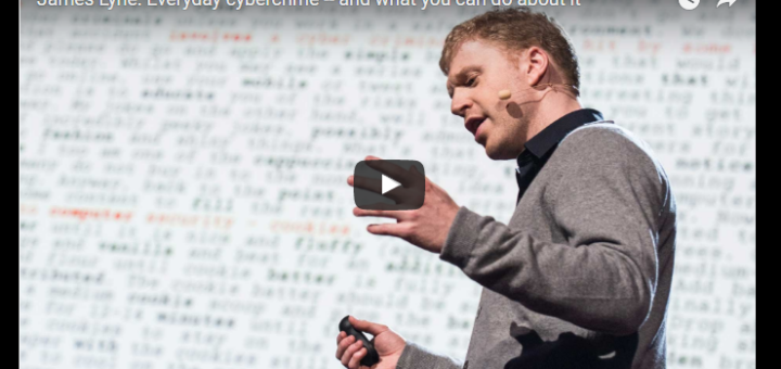 James Lyne - TED Talk on Cyber Crime